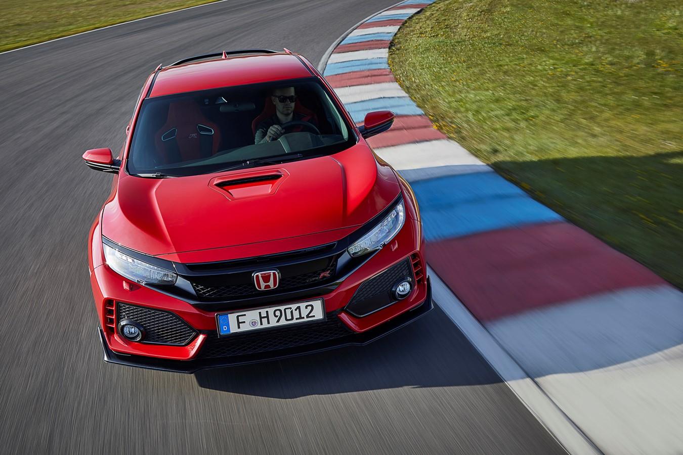 2017 Honda Civic Type R 98 Power Steering