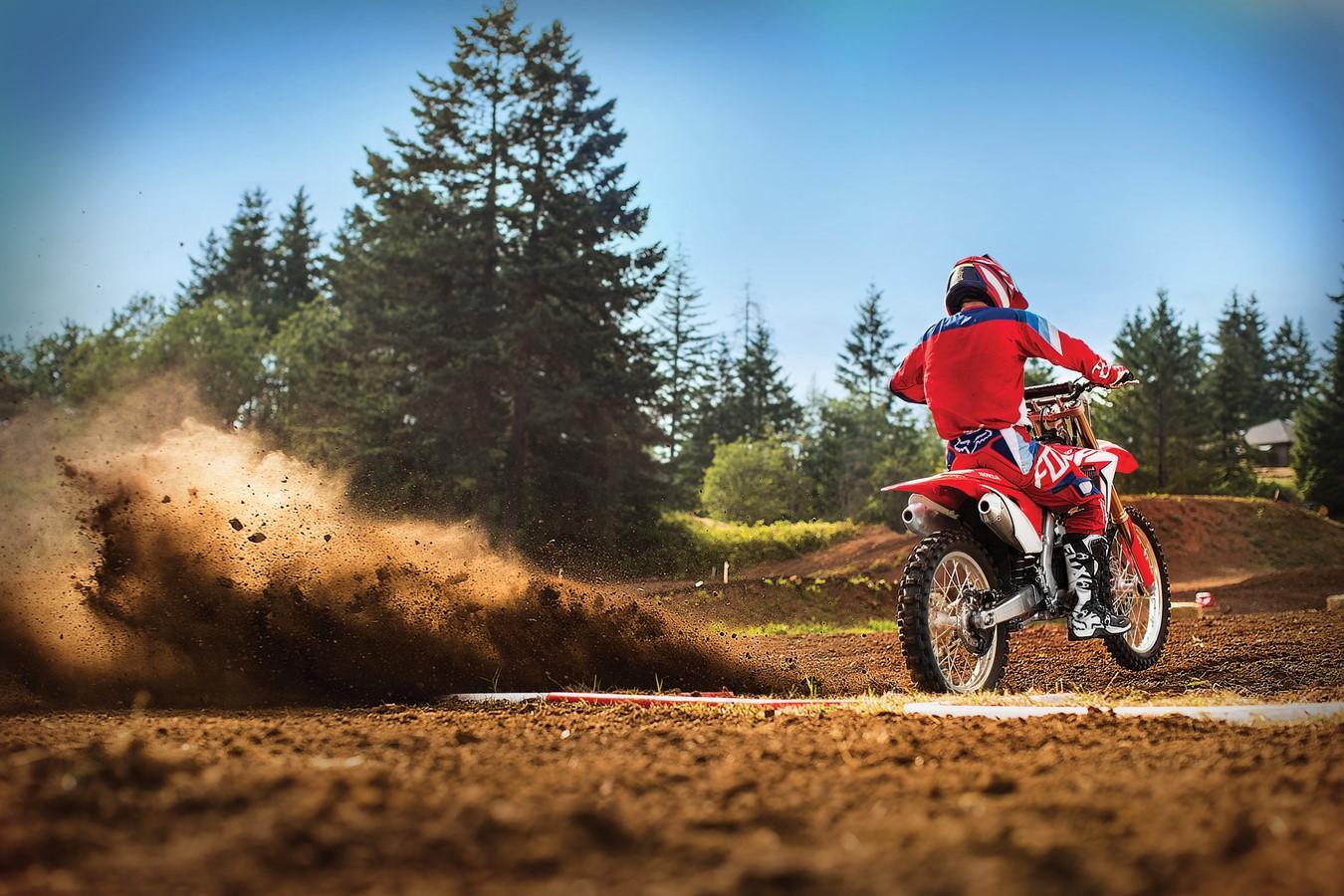 2018 Honda Crf250r Per Standart 1 Motor All