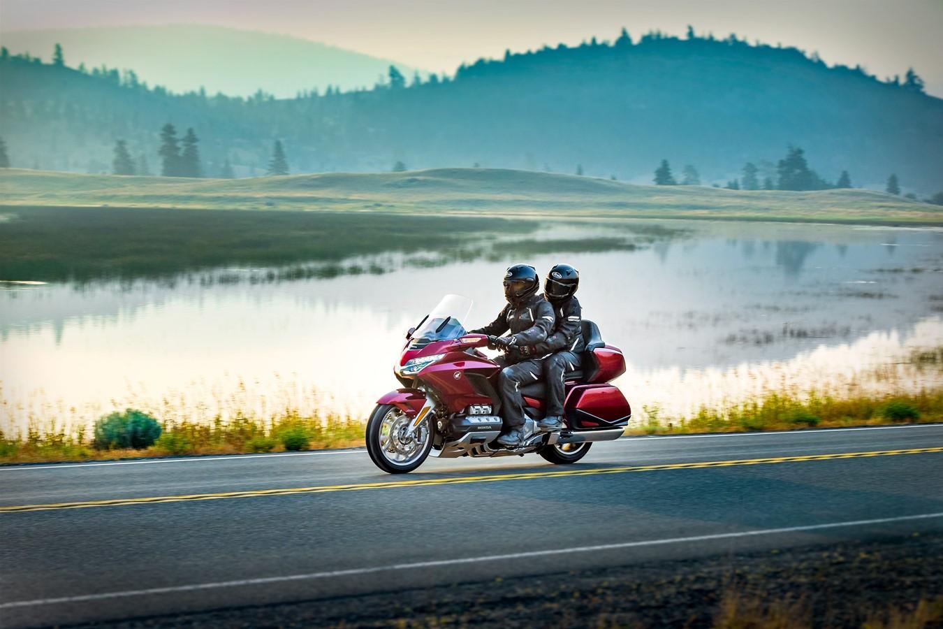 2018 HONDA GL1800 GOLD WING