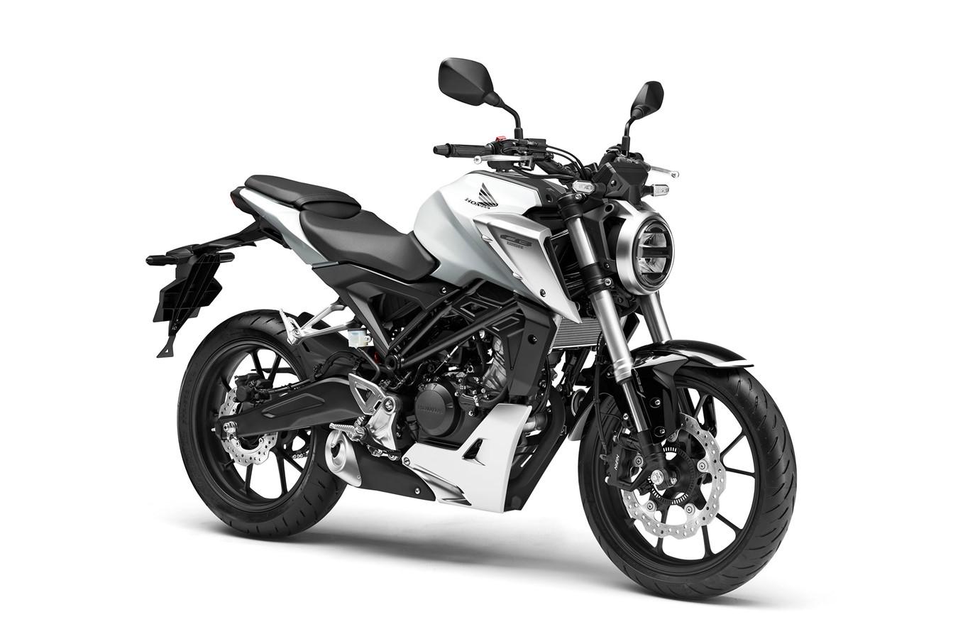 2018 Honda Cb125r 110 Wiring Diagram Trial Bike