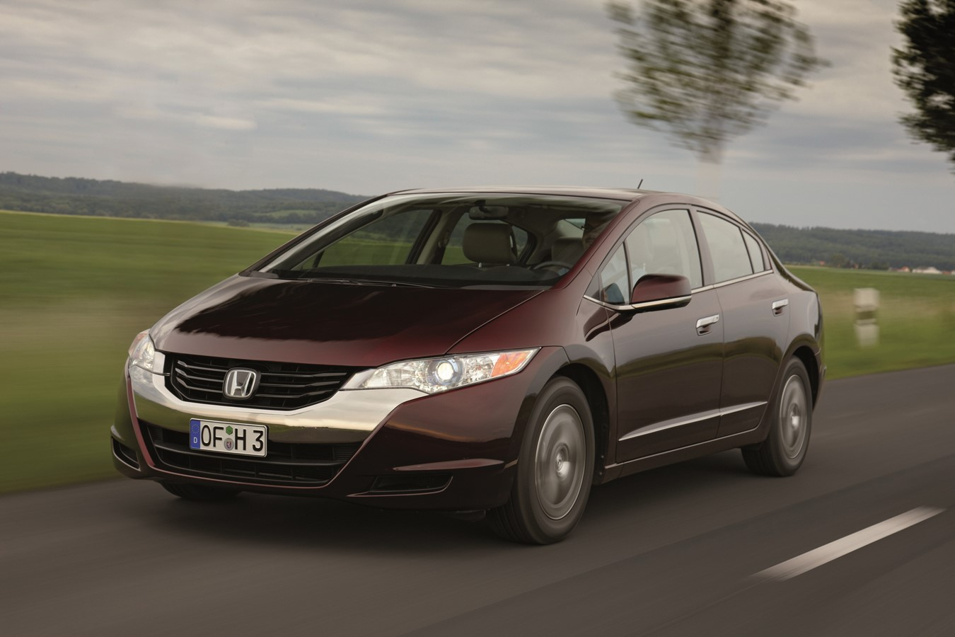 honda signs mou on market introduction of fuel cell vehicles in nordic countries. Black Bedroom Furniture Sets. Home Design Ideas
