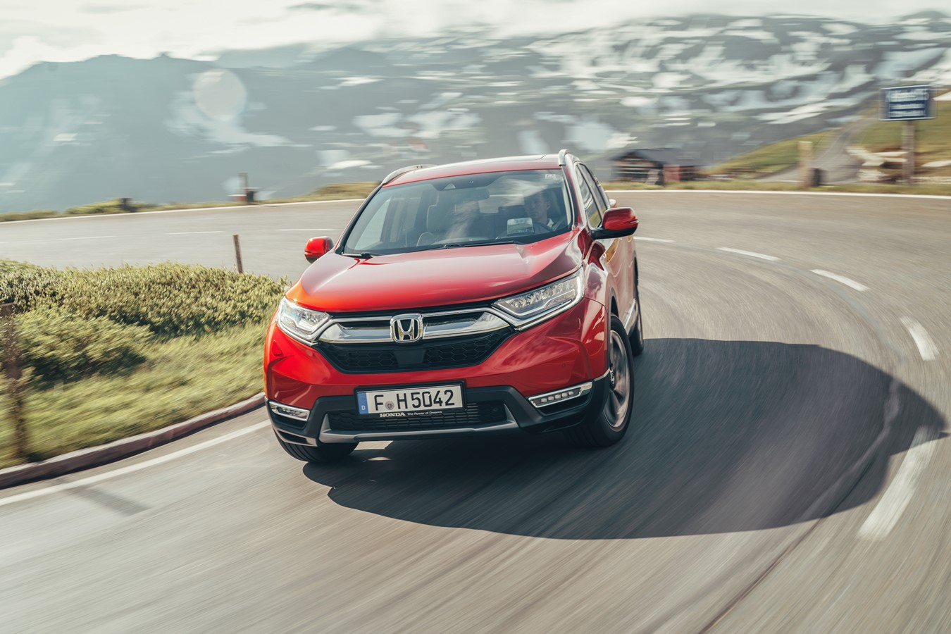 2018 Honda Cr V Vtec Turbo Petrol 2003 Front Suspension Diagram