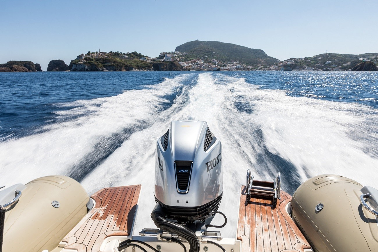 Honda to launch new flagship V6 outboard range at Southampton Boat