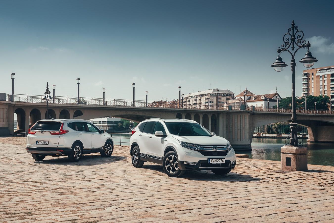 2018 Honda CR-V: News, Hybrid Version, Arrival >> 2019 Honda Cr V Hybrid