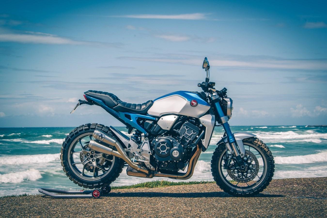 Honda Monkey 1000R