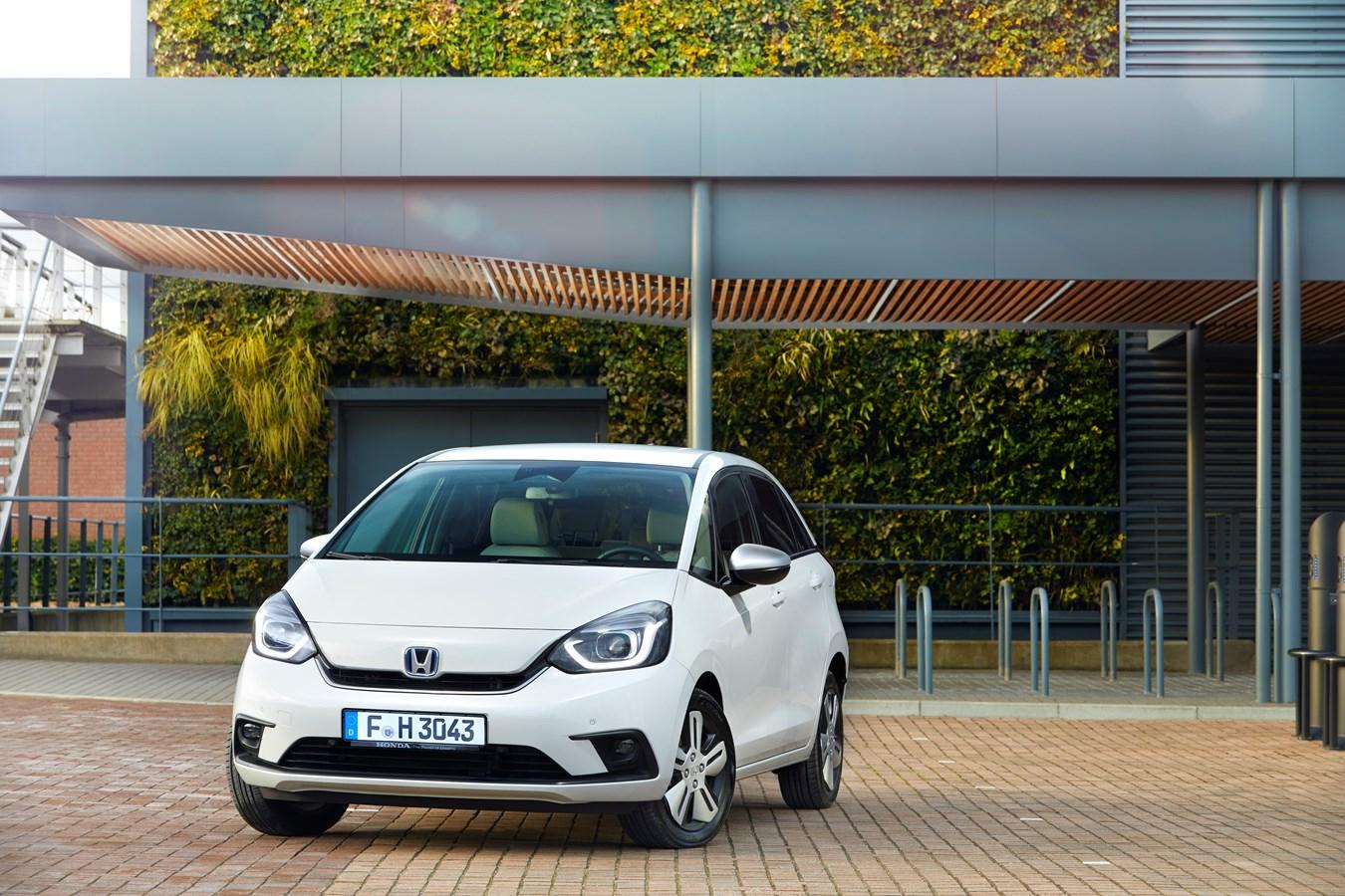 2020 Honda Jazz & Jazz Crosstar