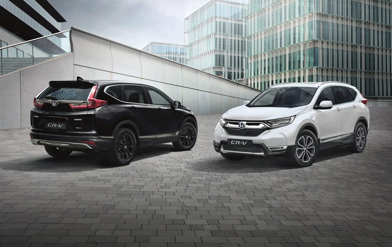 2021 Honda CR-V e:HEV