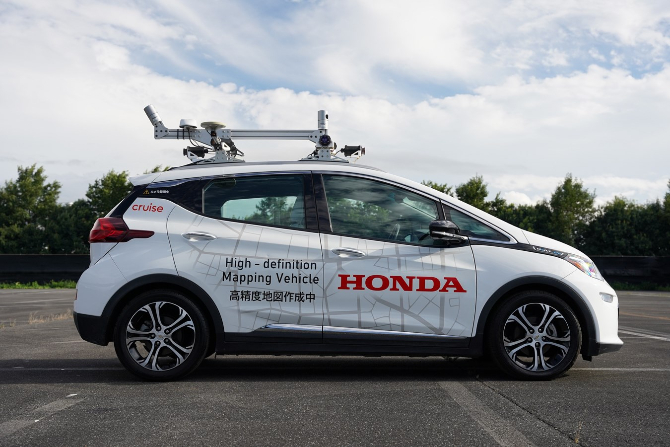 Honda to Start Testing Program in September Toward Launch of Autonomous Vehicle Mobility Service Business in Japan