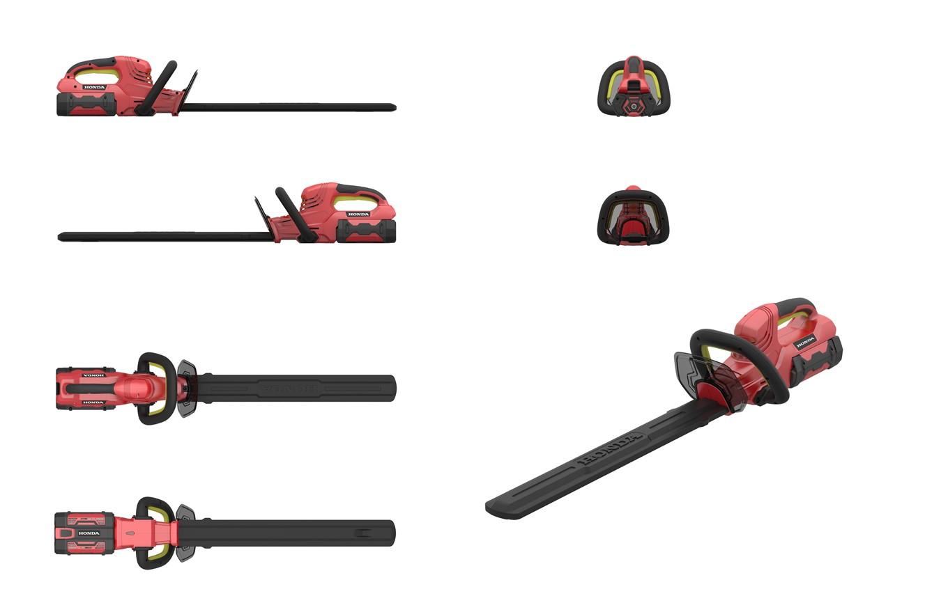 Honda lance sa première gamme d\'outils de jardin portables à ...