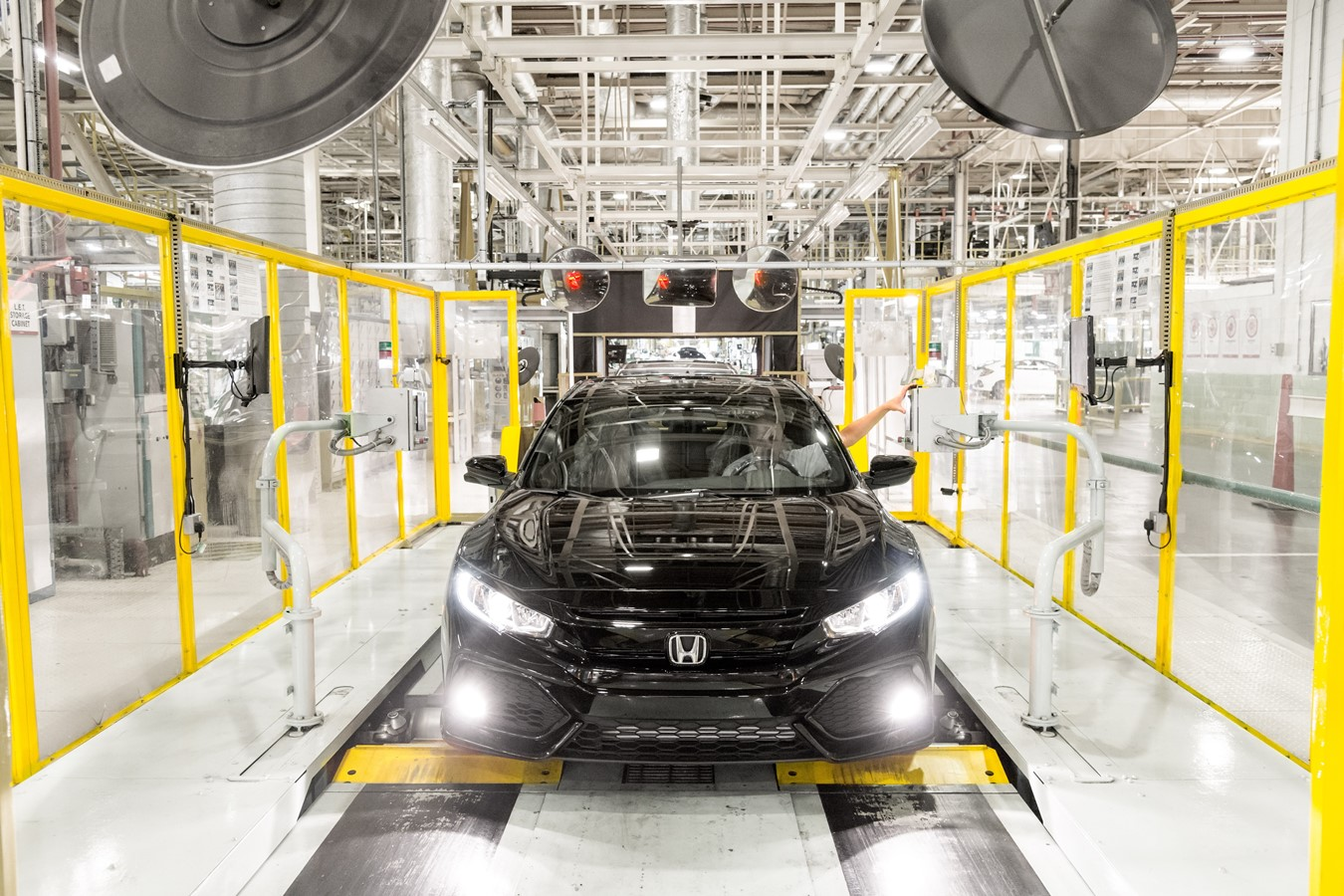 Honda announces proposal to cease production at its Swindon factory in 2021