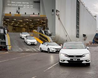 Honda Clarity Fuel Cell kommt nach Europa