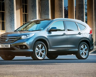 Honda picks up hat-trick of trophies in Driver Power Used Car Awards