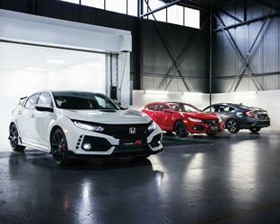 Honda Civic shortlisted for AUTOBEST 2018