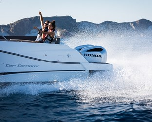 Honda to launch new flagship V6 outboard range at Southampton Boat Show 2018