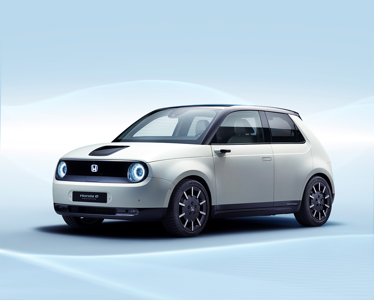 """HONDA E PROTOTYPE"" WORLD PREMIERE AT GENEVA INTERNATIONAL MOTORSHOW 2019"
