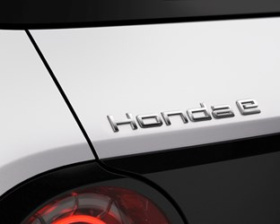 Name of Honda's urban electric car confirmed: 'Honda e'