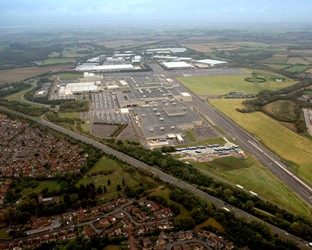 Honda of the U.K. Manufacturing