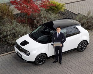 Honda e - German Car of the Year 2021