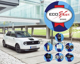 "HONDA E ADDS AUTOBEST ""ECOBEST"" AWARD TO GROWING COLLECTION OF INTERNATIONAL ACCOLADES"
