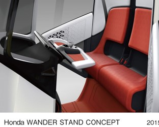 Honda Wander Stand Concept