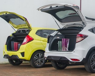 Honda's Boots in Boots