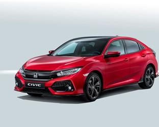 Un équipement individuel et des prix attractifs pour la nouvelle Honda Civic