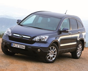 Front Brake Discs 293mm Vented Honda CR-V 2.0i 2.2i-CTDI 4WD