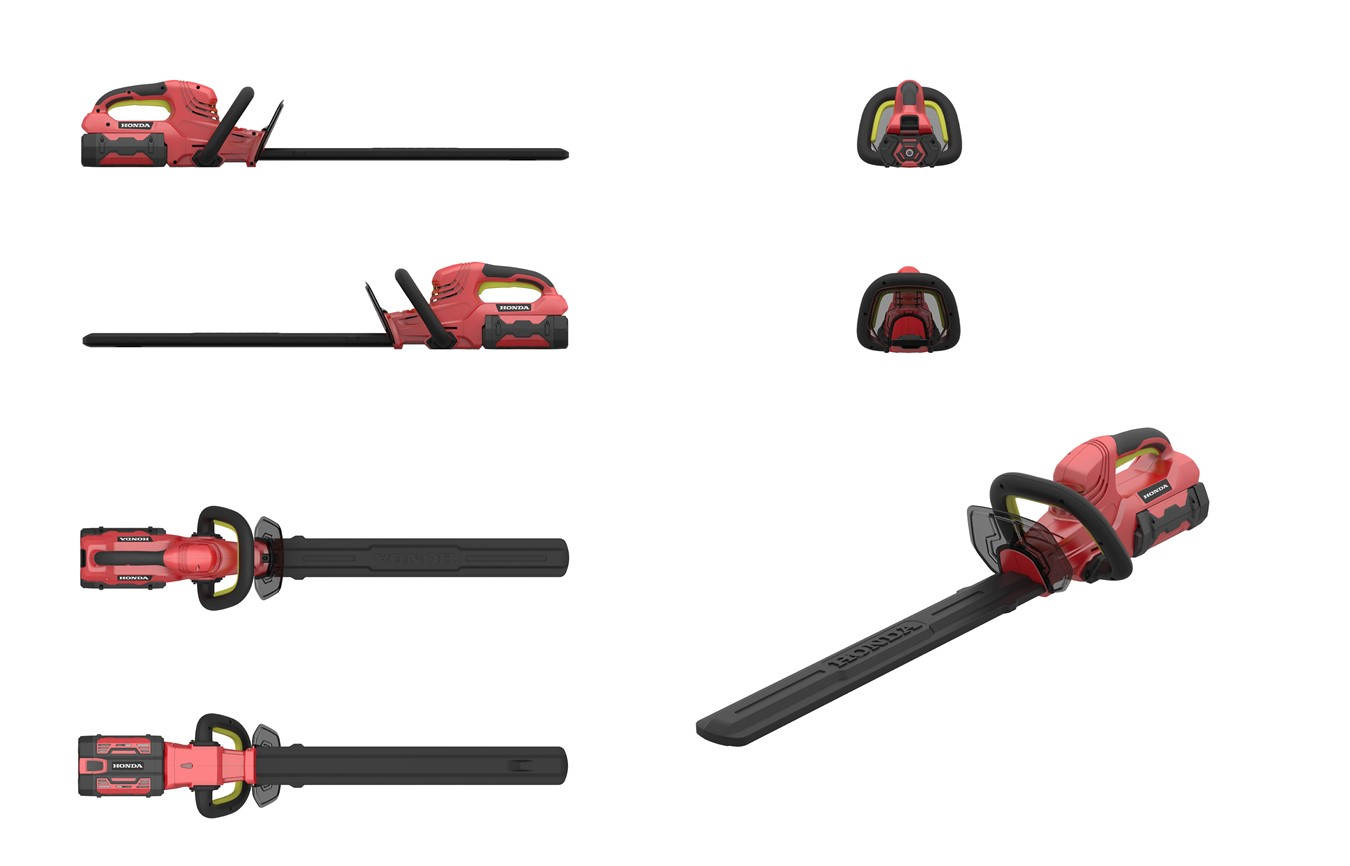 Honda to introduce first products in new cordless handheld lawn and garden range powered by high-performing 56-volt DC battery technology