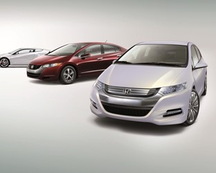 Honda at the Paris Motor Show