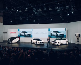 Summary of Honda Announcements and Exhibits at the 45th Tokyo Motor Show