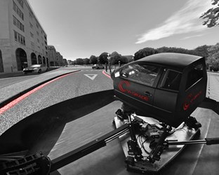 Honda invests in revolutionary driving simulator for future R&D activities