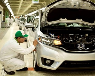 Honda Commences Production of Fuel-Efficient, Subcompact Vehicles at New Auto Plant in Mexico