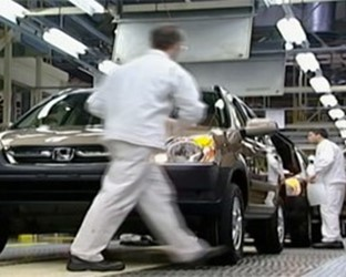 Honda of the UK Manufacturing - B-Roll