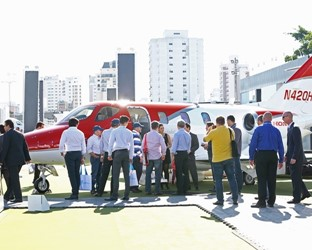 Honda Aircraft Company Receives Multiple Orders for the HondaJet at LABACE 2015