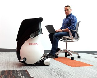 Honda challenges developers to a UNI-CUB hackathon at Shape: An AT&T Tech Expo