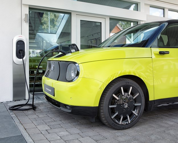 HONDA TO INTRODUCE FIRST ENERGY SERVICE FOR EUROPE – e:PROGRESS - IN THE UK
