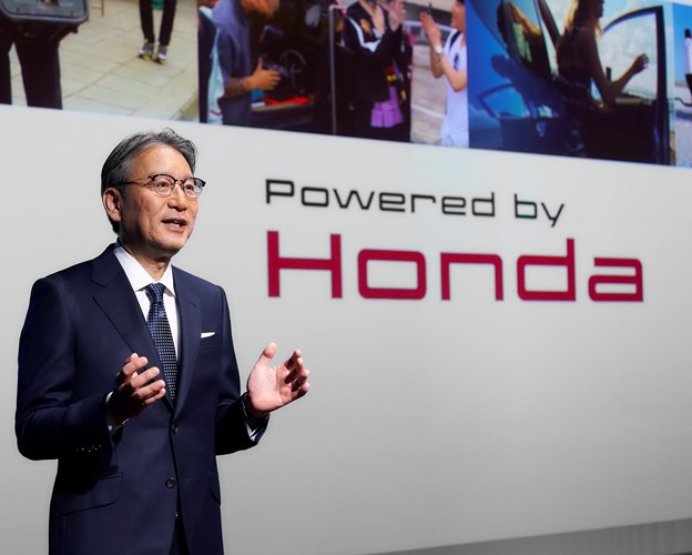Summary of Honda Global CEO Inaugural Press Conference