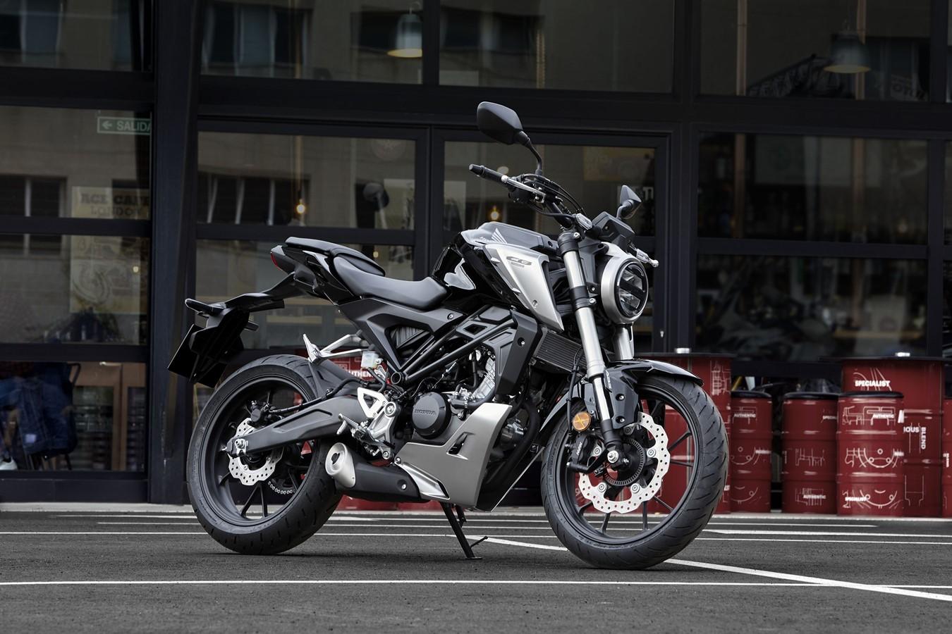 Honda CB125R   Zubehör   Sports Café Racer   Naked Bikes