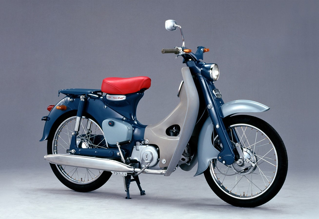 Honda is celebrating the production of 400 million motorcycles