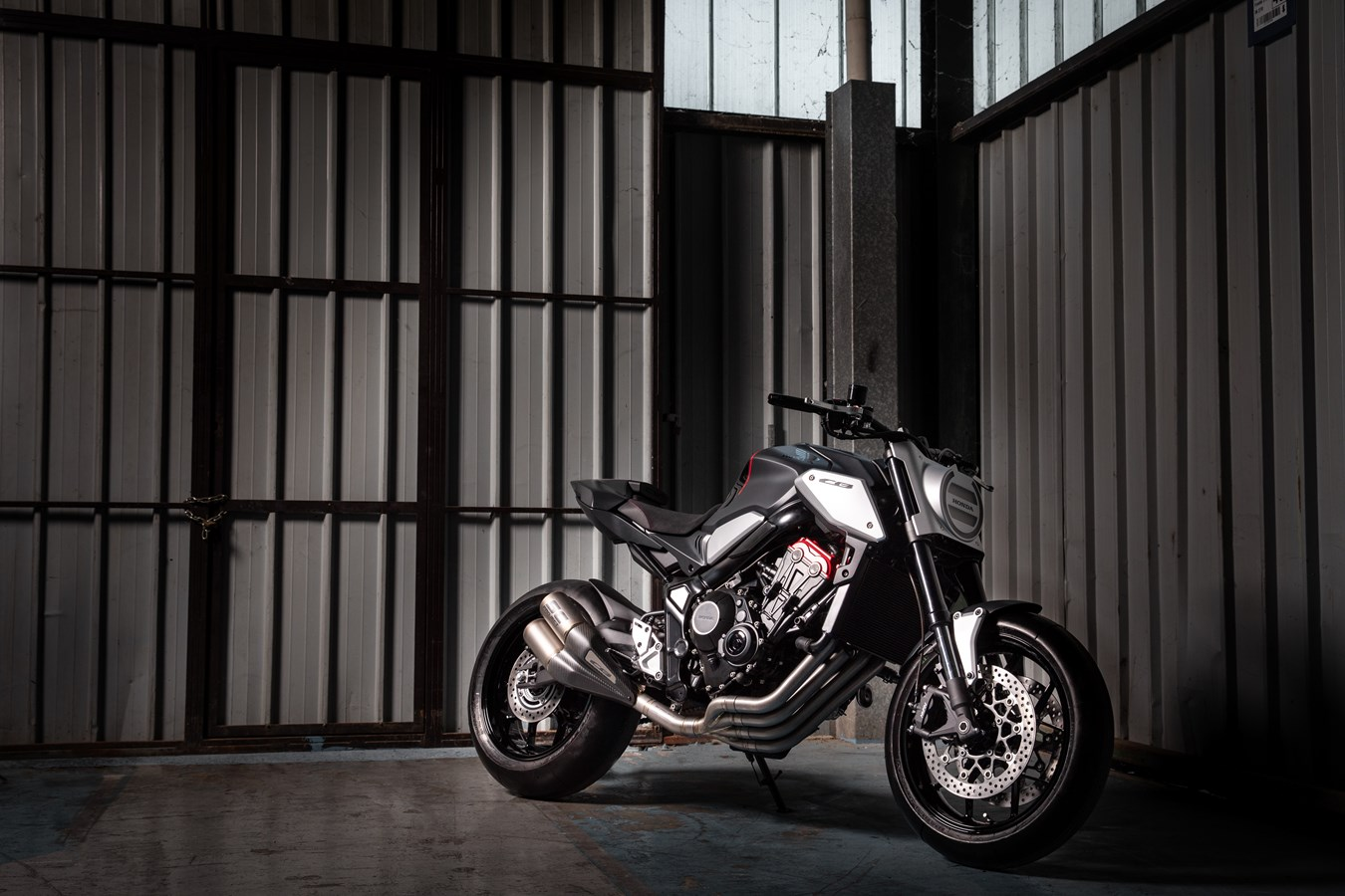 Honda highlights at Paris and Cologne motorcycle shows