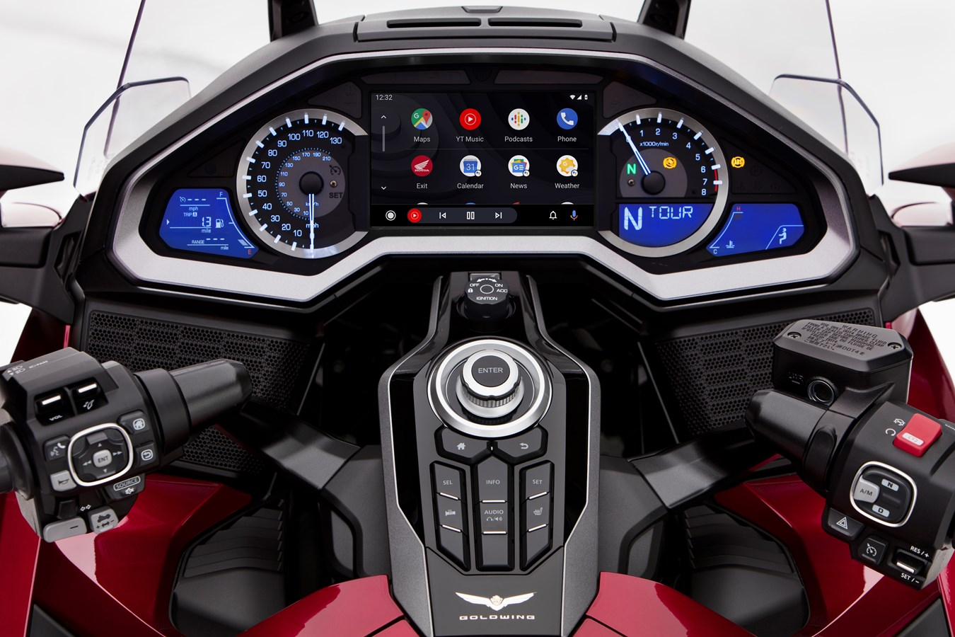 Honda Announces Android Auto Integration for Gold Wing Series