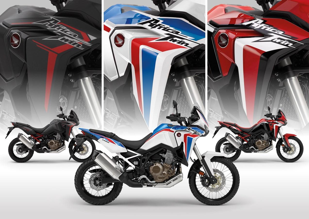 2021 HONDA AFRICA TWIN