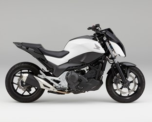 Honda Riding Assist