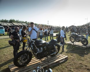 Honda at Wheels and Waves