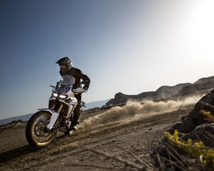 Adrenaline Powered by Honda