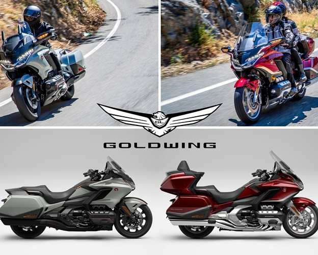 Honda's completes its comprehensive 2021 model line-up with updates to  GL1800 Gold Wing and Gold Wing 'Tour'