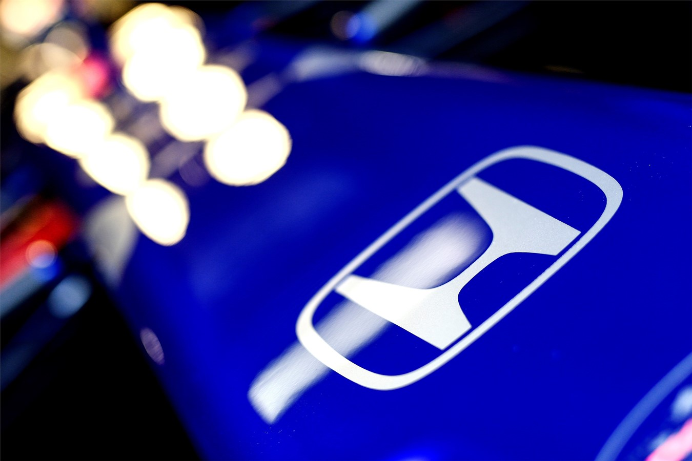 Honda to Supply F1 Power Units to Red Bull Racing