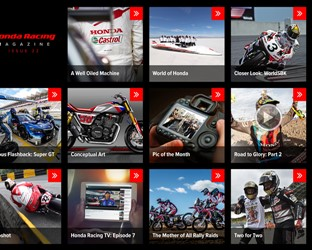 Honda Racing Magazine Issue 22