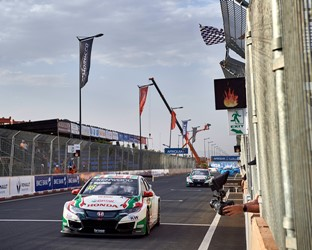 Monteiro leads dominant one-two finish for Honda in Morocco