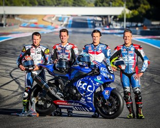 Honda France back to Endurance World Championship with F.C.C. TSR Team